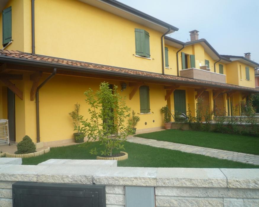 Gruppo immobiliare ferretti archivio for Giardini in villette